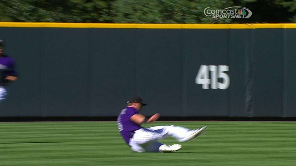 Dickerson's sliding grab