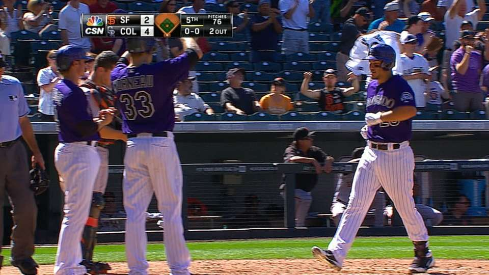 Rockies go back-to-back