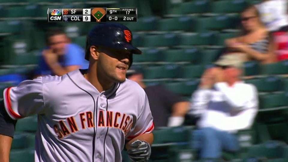 Dominguez's MLB debut