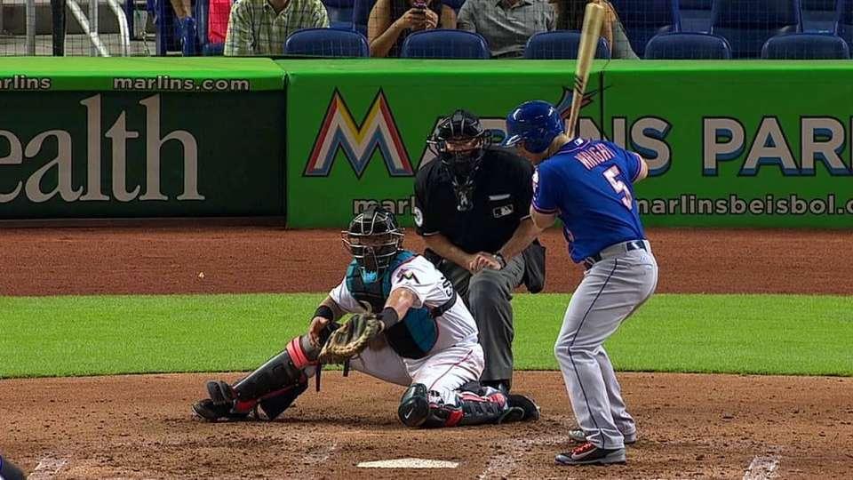 Koehler's 9th strikeout