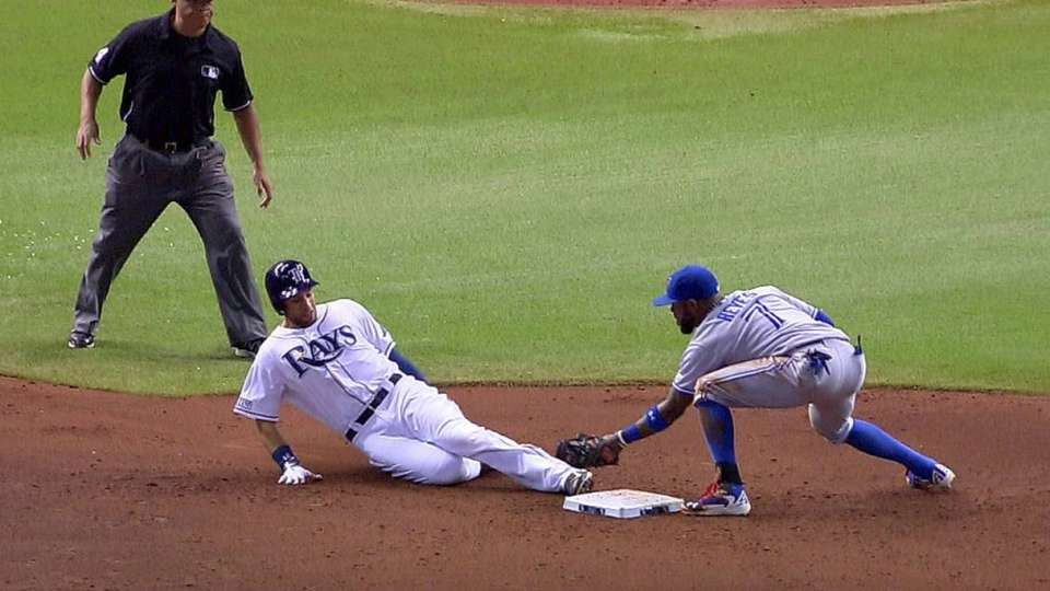 Out call gets overturned in 6th