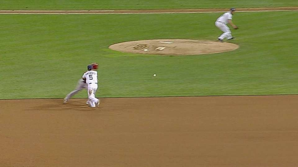 Inciarte called for interference