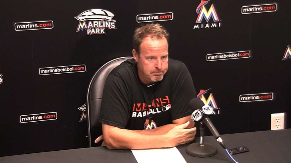 Redmond on the loss to the Mets