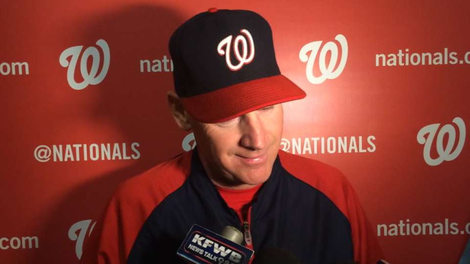 Williams on the extra-inning win