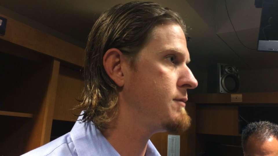 Weaver on loss vs. Astros