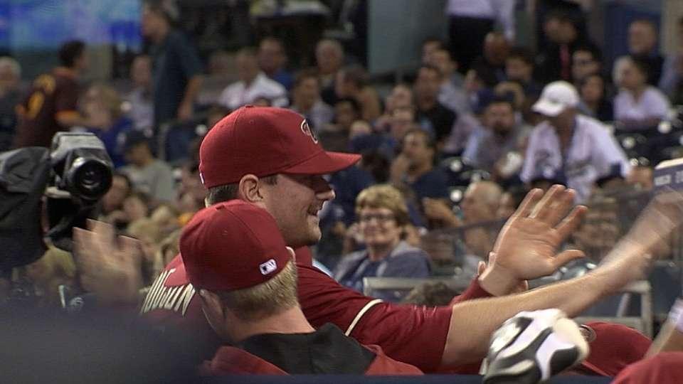 Hudson's perfect inning