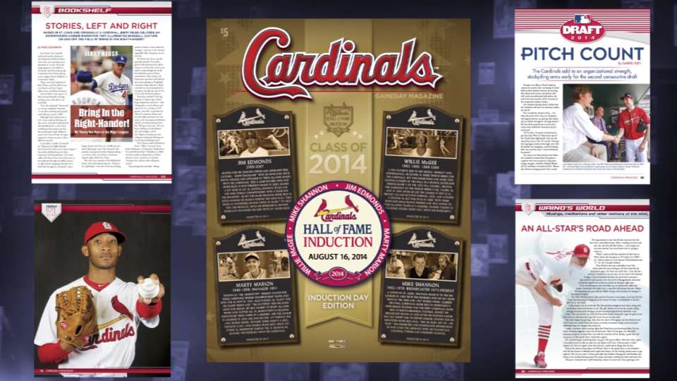 Cardinals Magazine: Issue 4