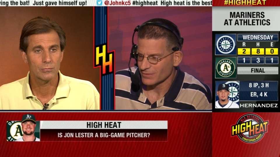 Russo talks Lester
