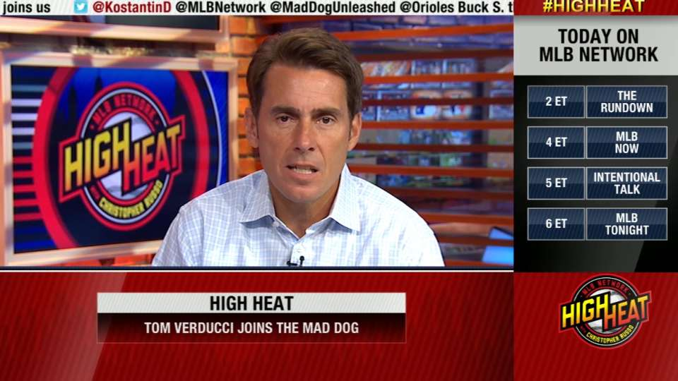 High Heat: Verducci