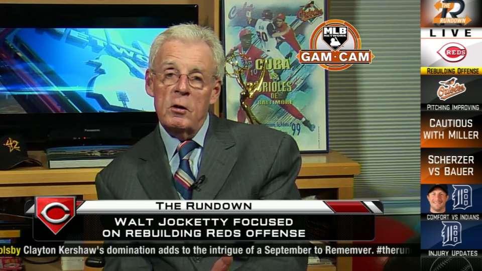 Gammons joins The Rundown