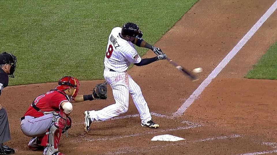 Nunez's game-tying blast