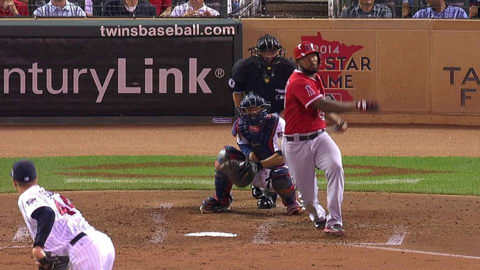 Kendrick's RBI double