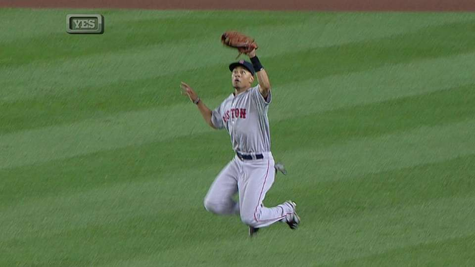 Betts' double play