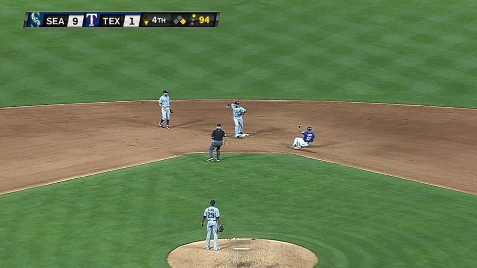 Mariners turn two
