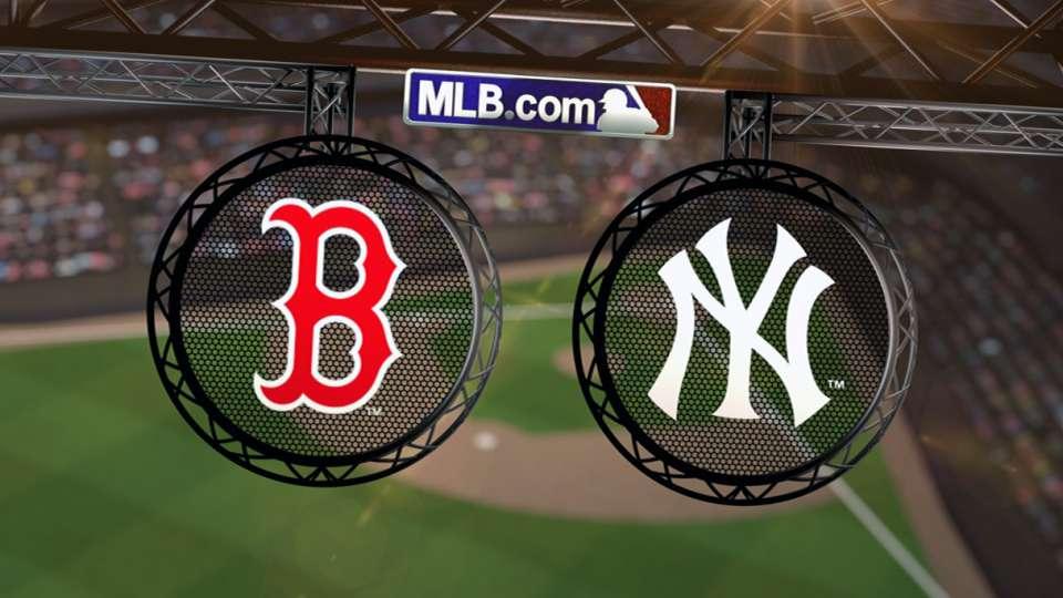 9/4/14: BOS vs. NYY Highlights