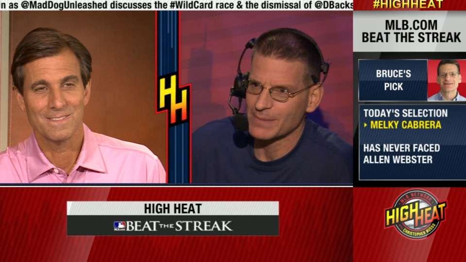 Beat the Streak on High Heat