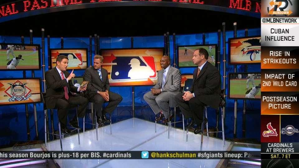 Latino Baseball Roundtable