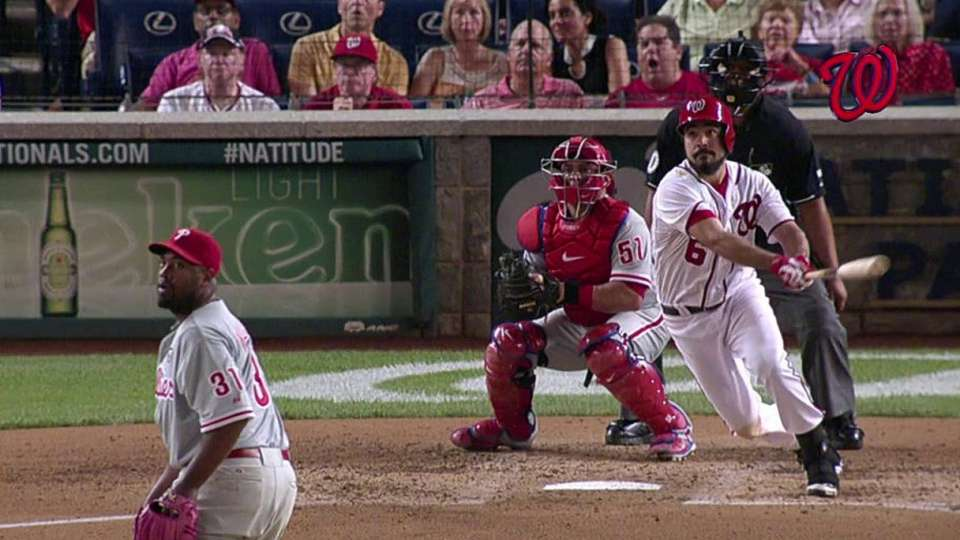 Rendon's two-run double