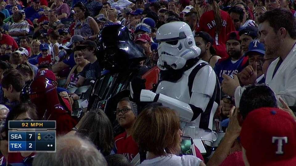Star Wars fans invade Texas