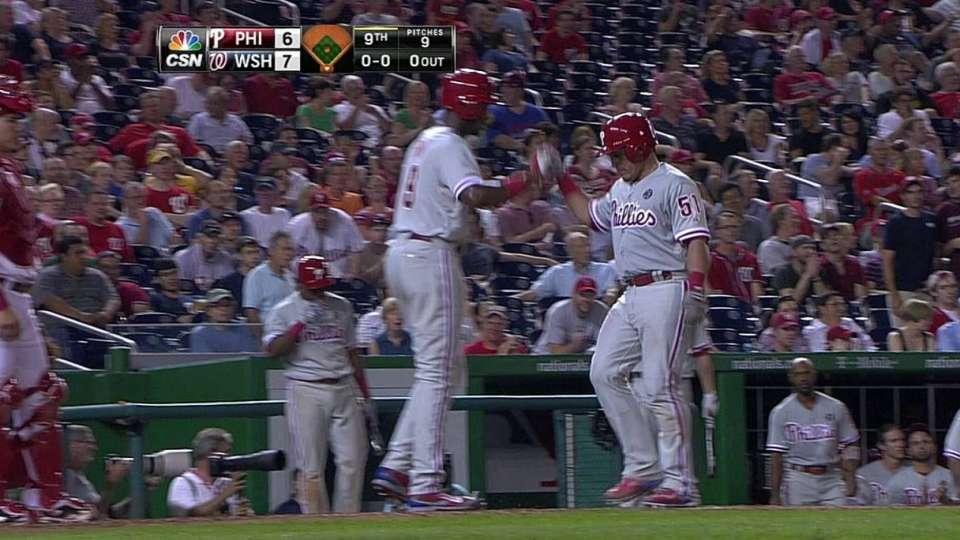 Ruiz's two-run shot