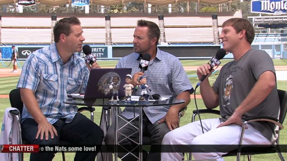 A.J. Ellis on Intentional Talk