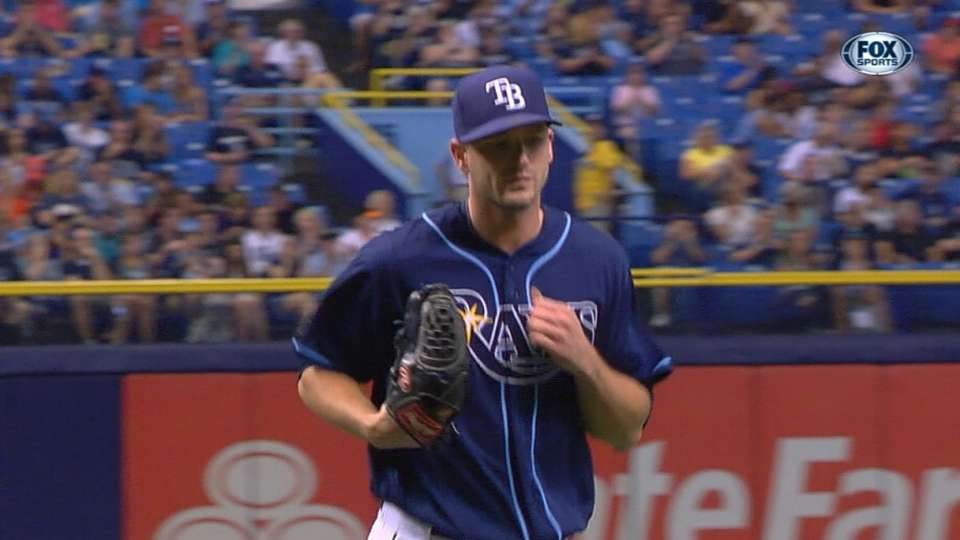 Smyly's six strong innings