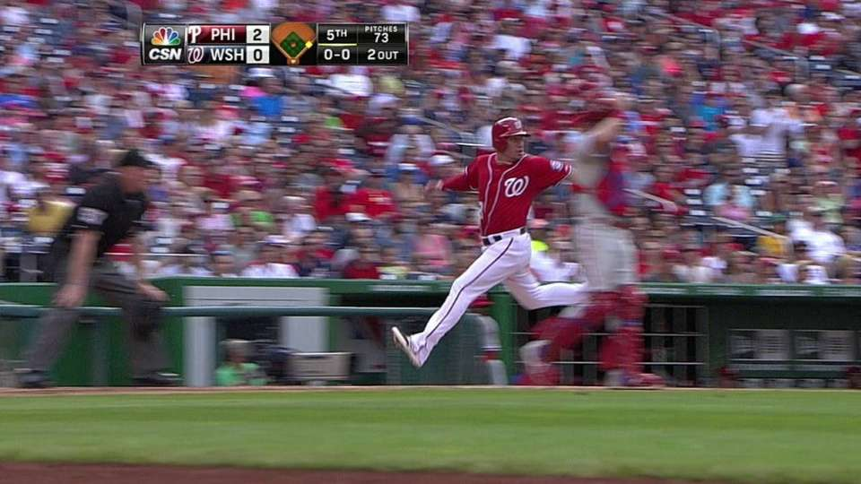 Rendon's sacrifice fly