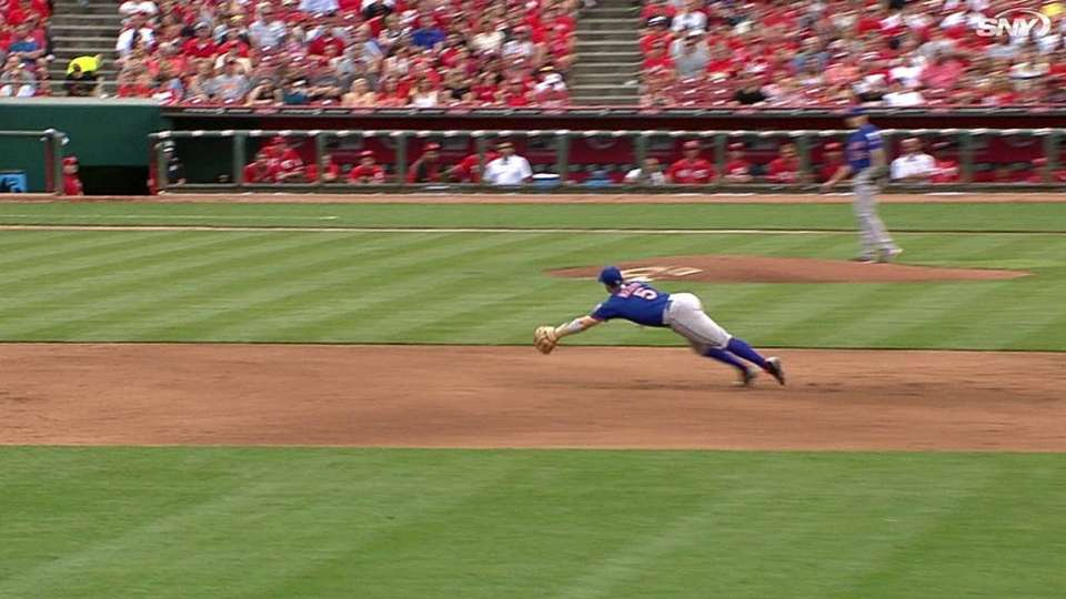 Wright's diving snag