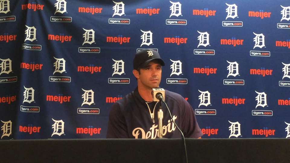 Ausmus on Price's outing in loss