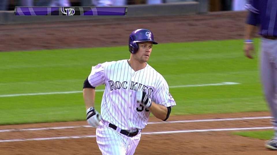 Morneau's two-run home run