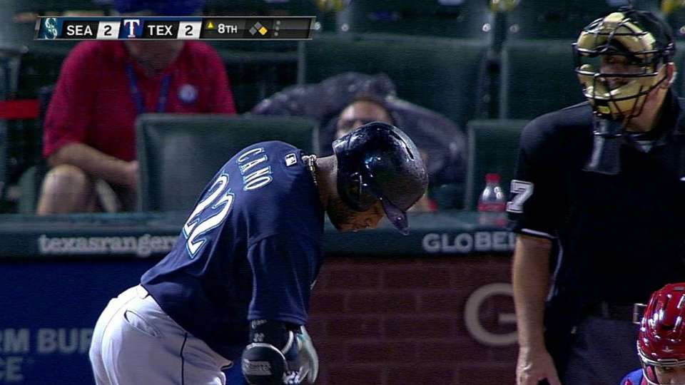 Broadcast on Ackley's injury