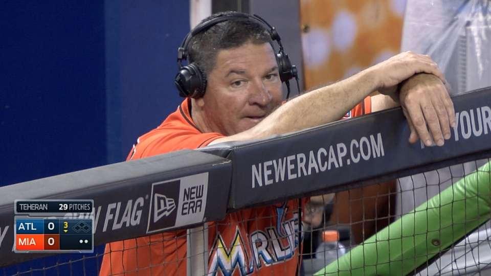 Hernandez on pitching