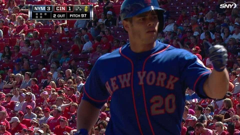 Recker's two-run home run