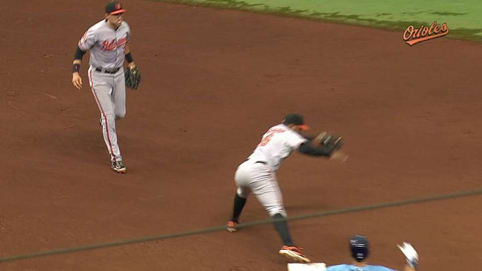 Flaherty gets forceout