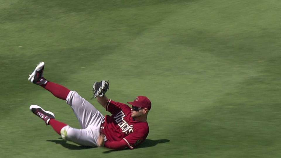 Ross' sliding catch