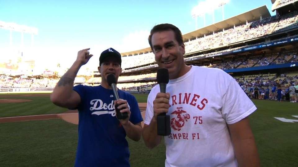 Dodgers' Veteran of the Game