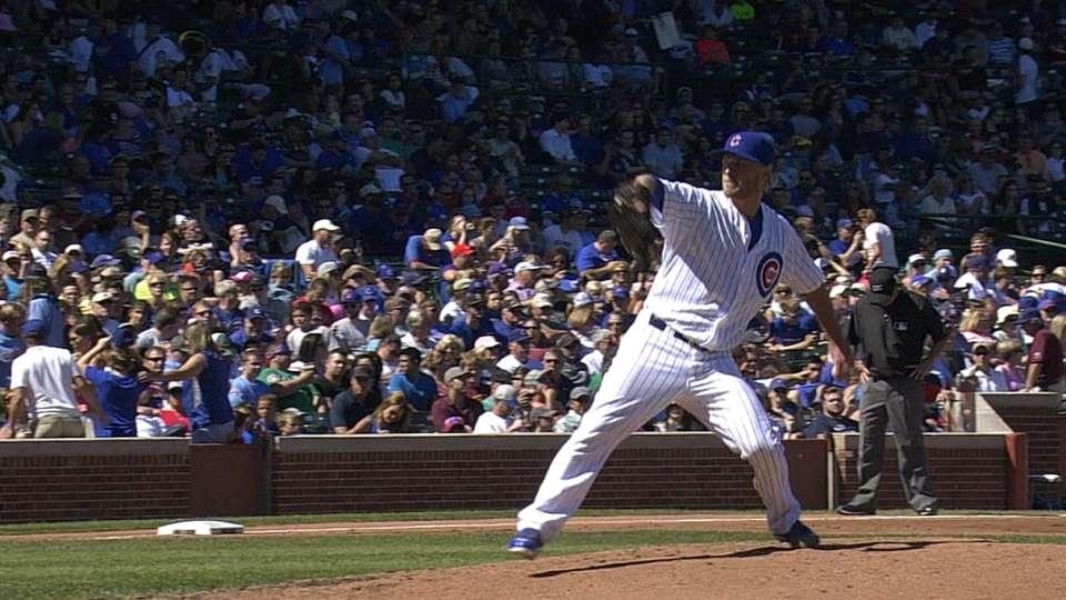 Jokisch's Major League debut