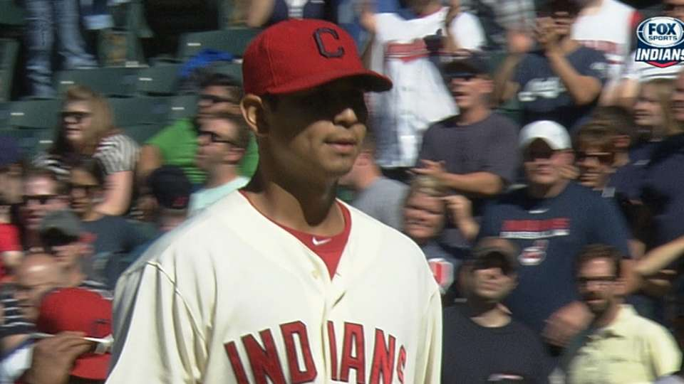 Carrasco's dominant start