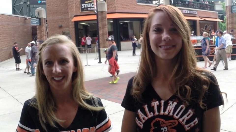 Bucks on the Pond: Baltimore