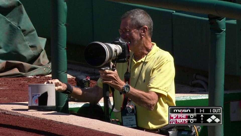 Sizemore's lens-shattering foul