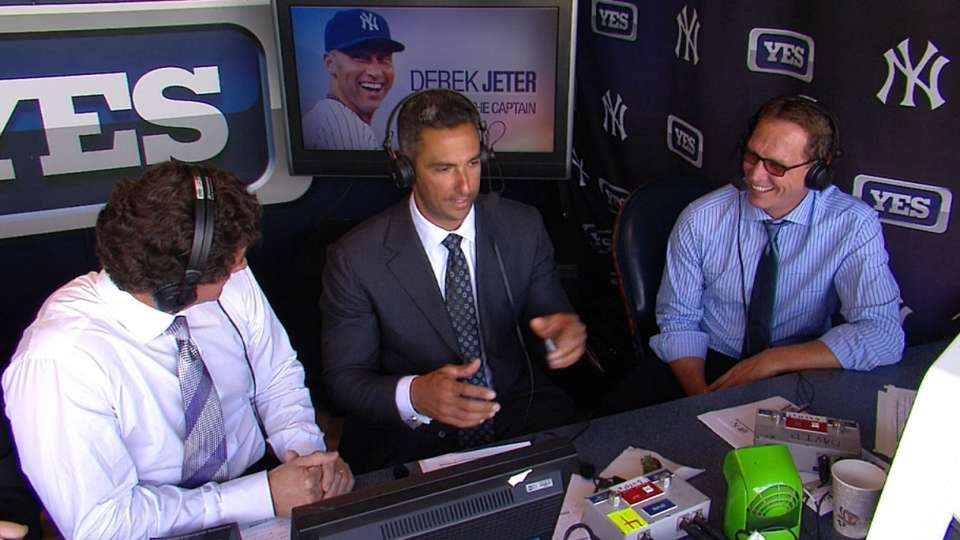 Posada comments on Jeter