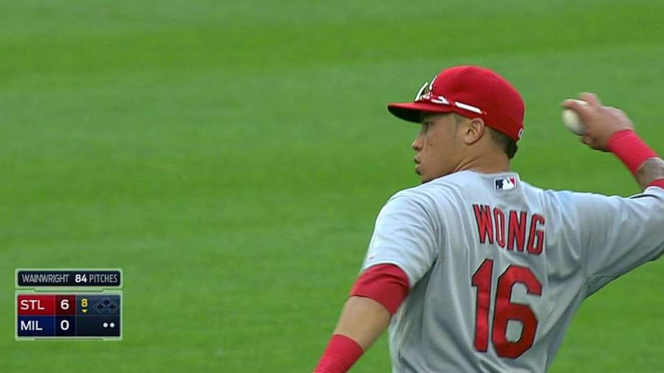Wong's backhanded play