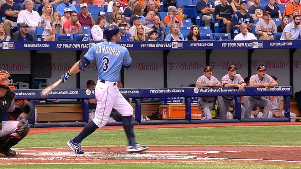 Rays go back-to-back