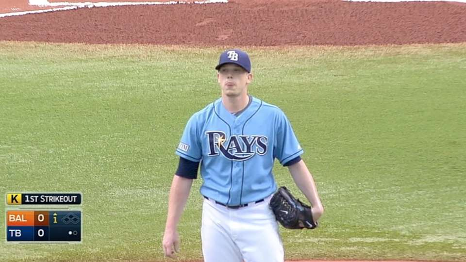 Hellickson's solid outing