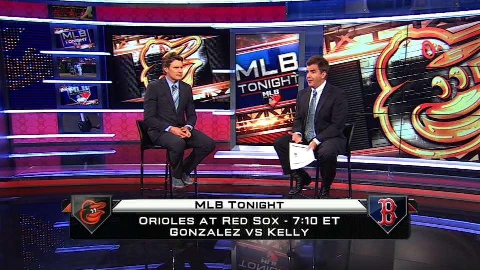 MLB Tonight: Orioles playoffs