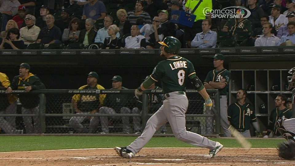 Lowrie goes back-to-back
