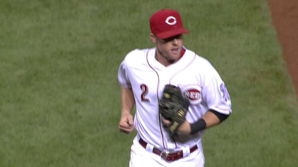 Cozart's heads-up play