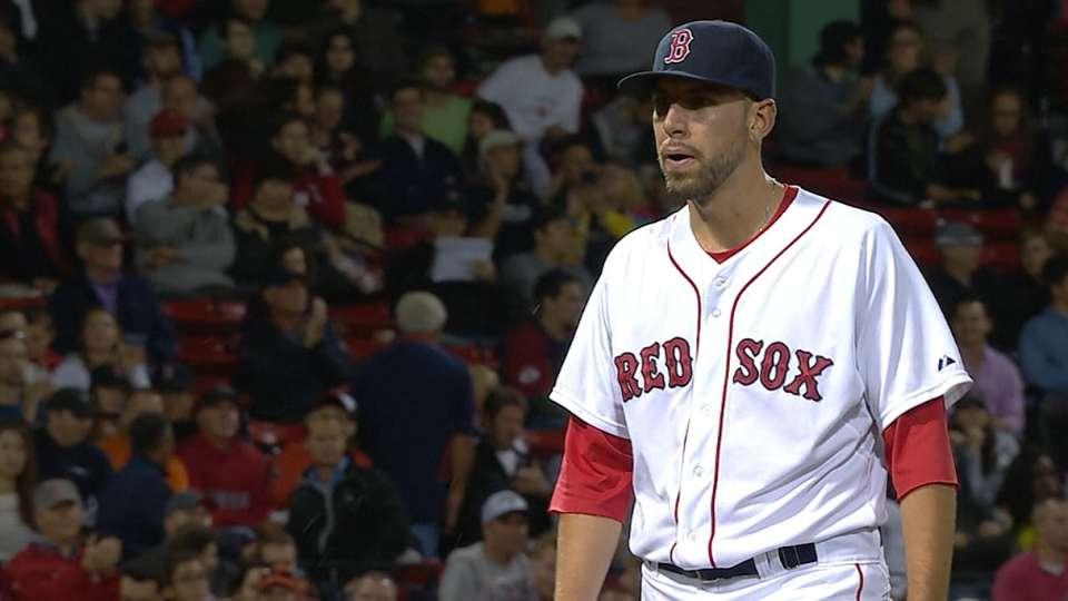 Barnes' impressive MLB debut