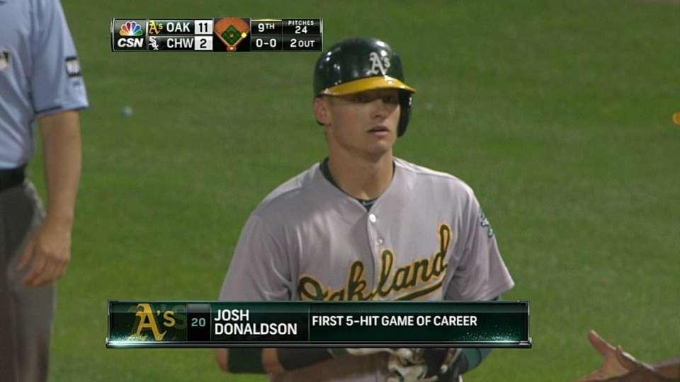 Donaldson's two-run single