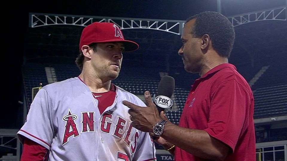 Cowgill on win over Rangers